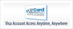 Visa Account Access Anytime, Anywhere